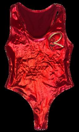 Metallic Rose R1 Bodysuits
