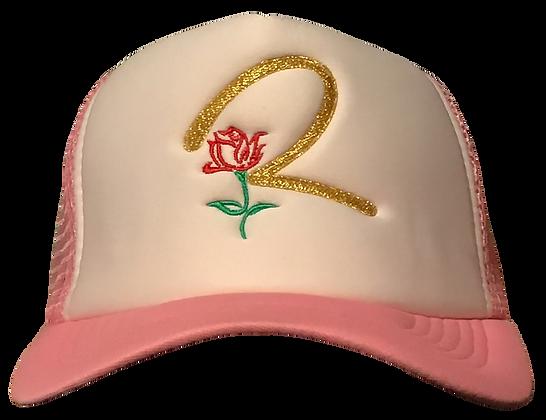 MuthaTruckin Pink R1 Hat
