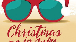 Count Down TO Christmas in July