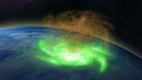 North Pole Magic Spotted from Space