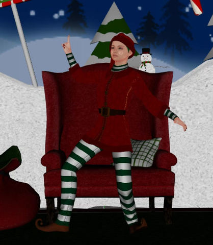 Elves Getting Excited!