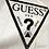 Thumbnail: TShirt Big Logo - Guess - Bianco
