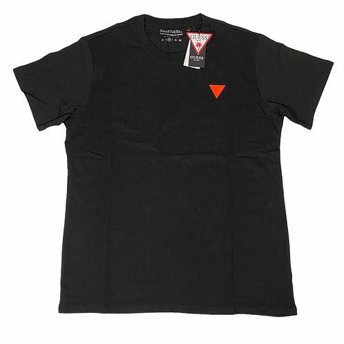 TShirt - Guess - Nero\Arancio