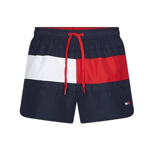 UM0UM01703 - CUN - Costume boxer corto TOMMY - Blu