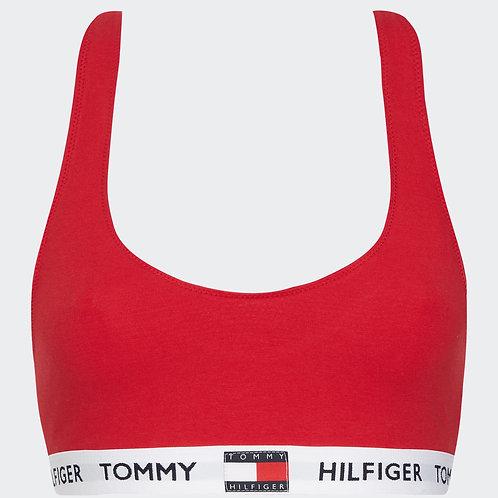UW0UW02225 - XCN - Bralette Tommy - Rosso