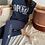 Thumbnail: Armani Leggings Iconic Logo - Blu\Bianco