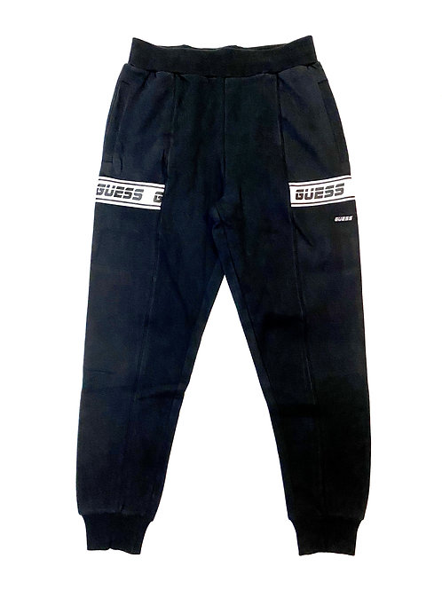 U0BA55FL02J - JBLK - Pantaloni - GUESS - Nero