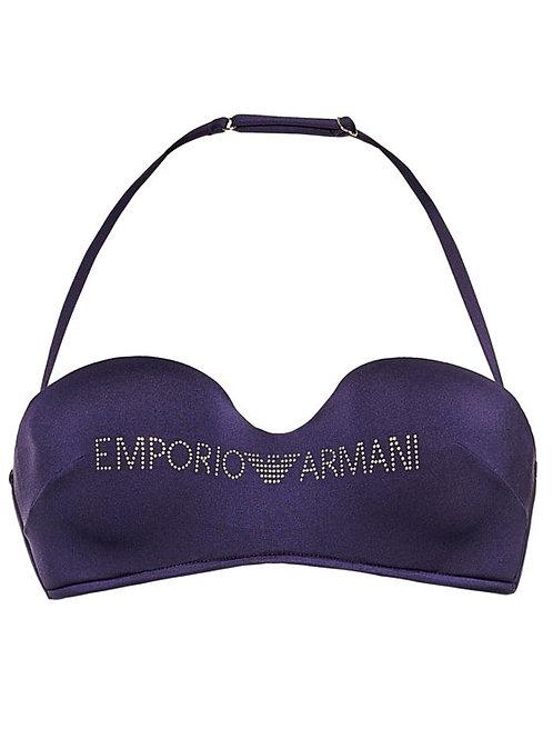 262418 0P302 - 15434 - Costume Fascia ARMANI - Blu
