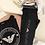 Thumbnail: Armani Leggings Iconic Logoband - Nero\Rosa