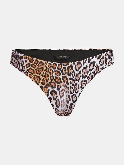 E02O23MP004 P1H6 - Costume Brasiliano GUESS - Leopardato