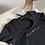 Thumbnail: Armani T-Shirt Signature Logo - Nero
