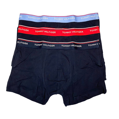 Boxer Tripack - TOMMY - Blu\Color