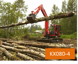 KX080-4