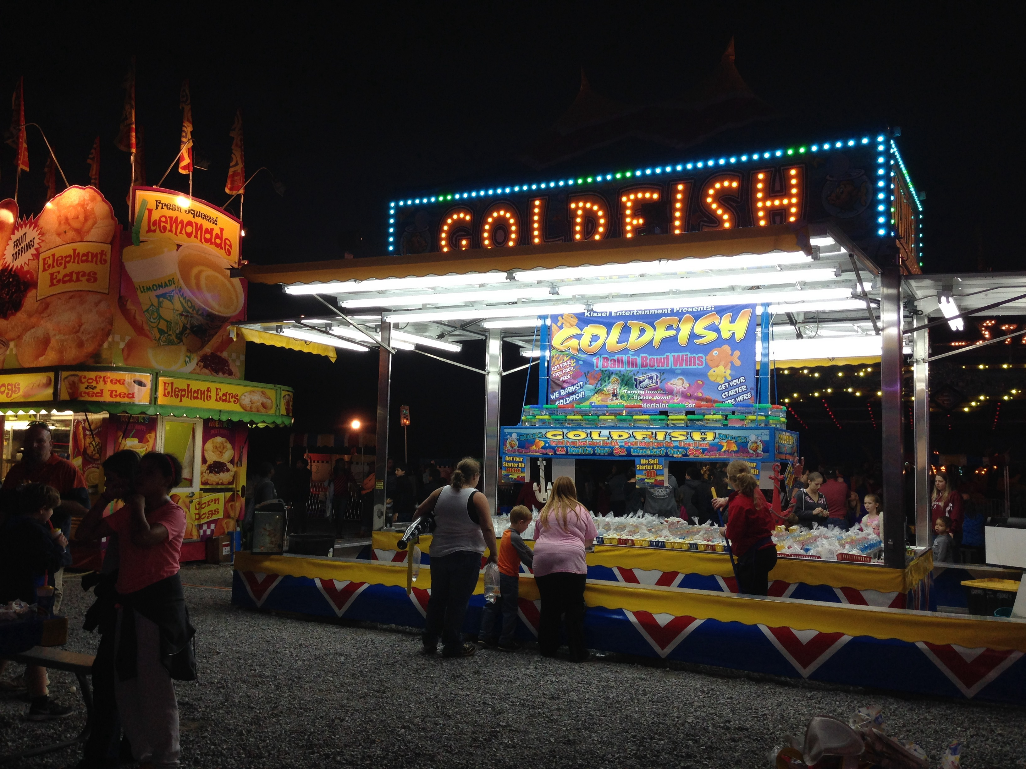County Fair Fish