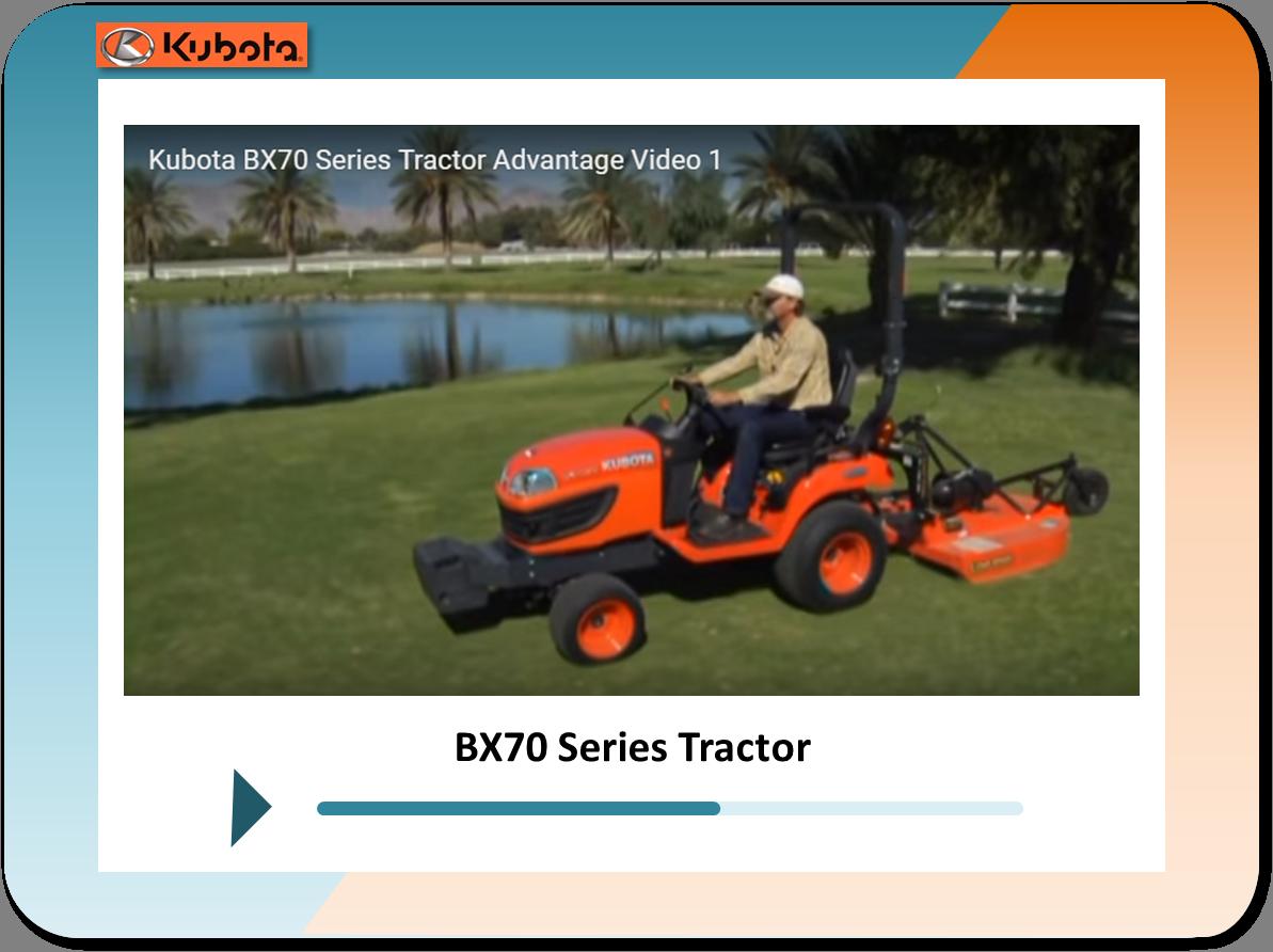 BX70 video