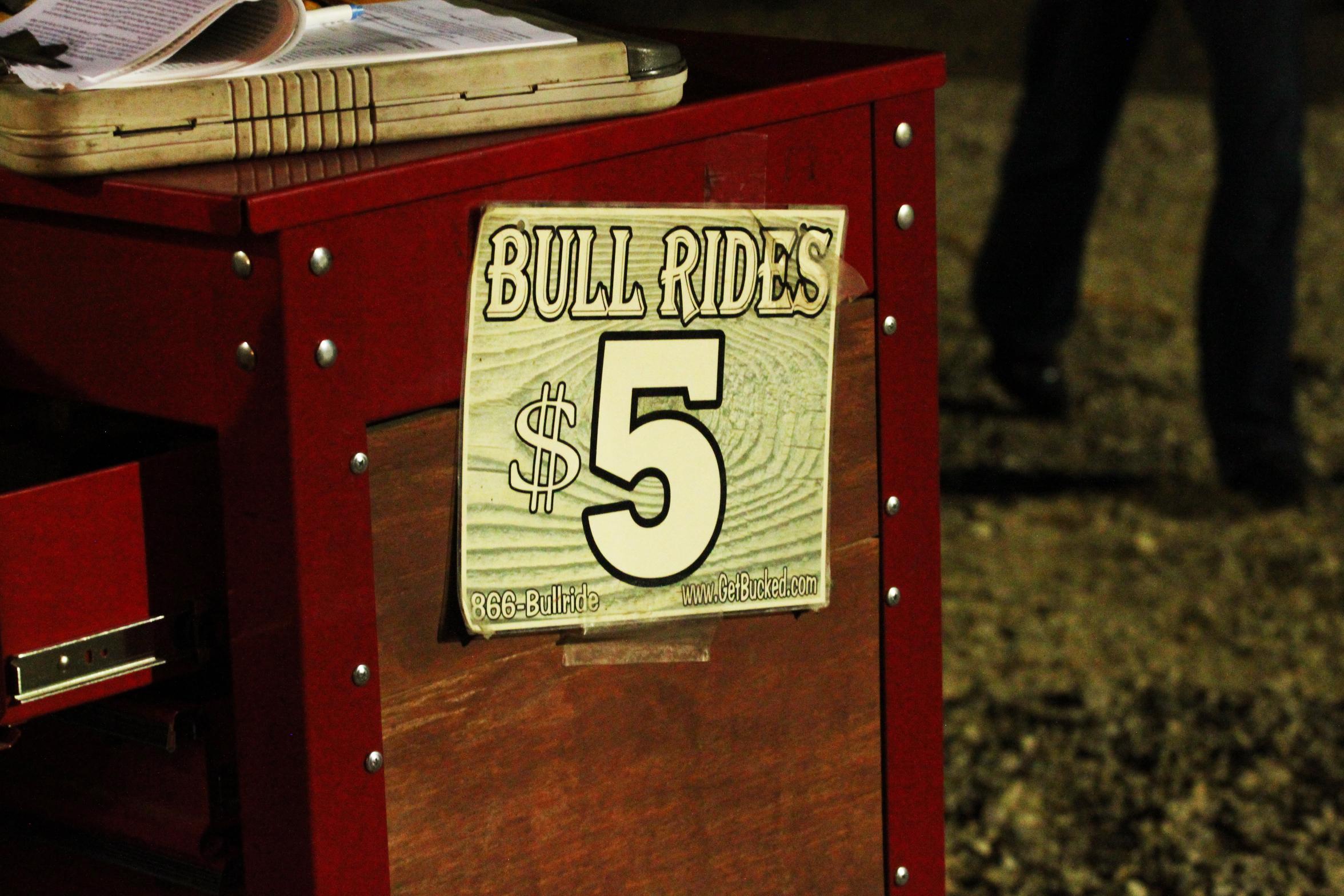 BullRides$5