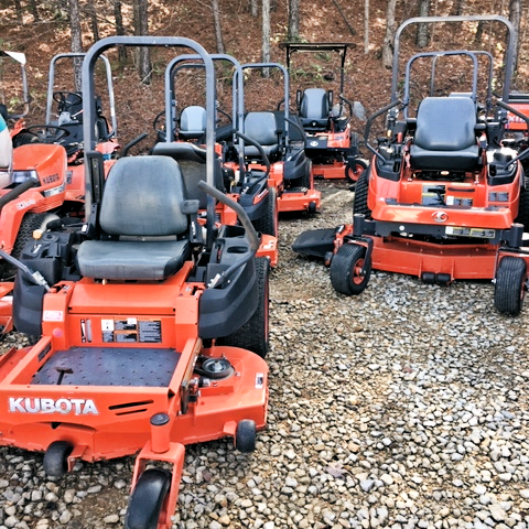 Used Zero-turn Mowers