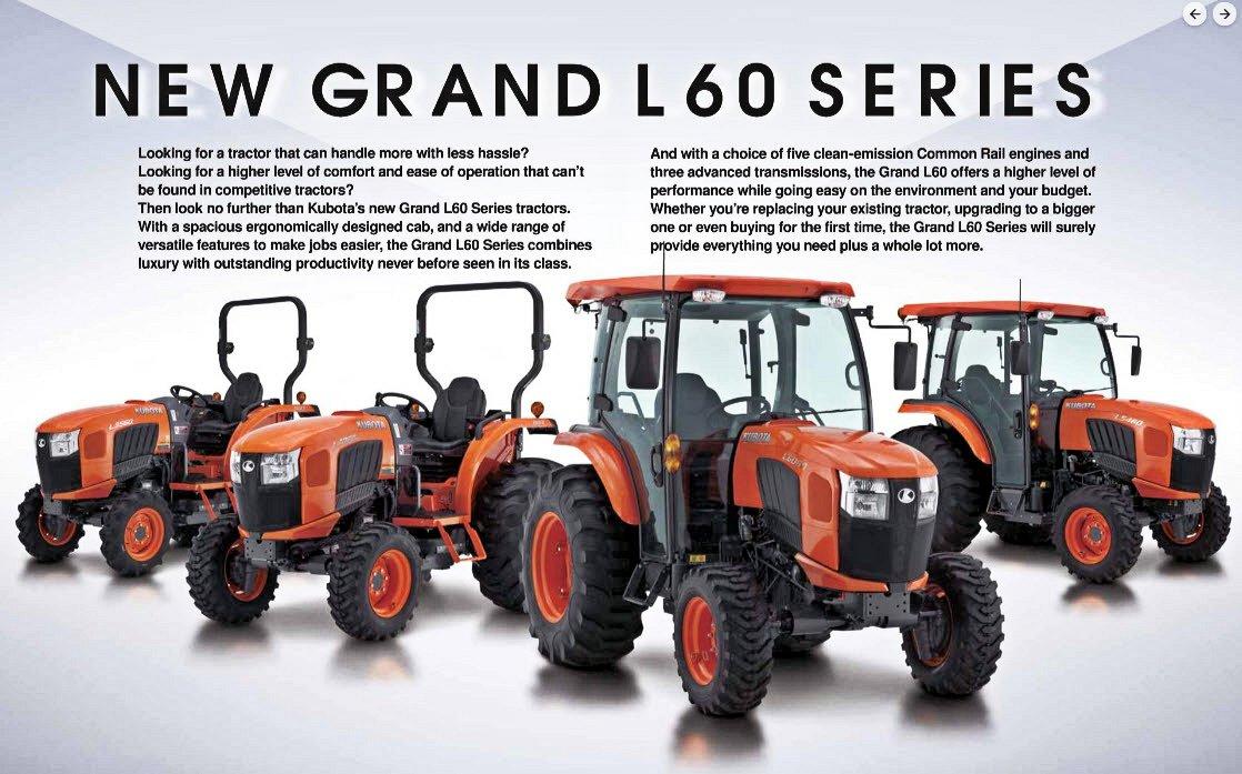 Grand L60 array