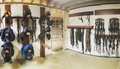 New Tackroom