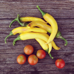 peppers&tomatoes