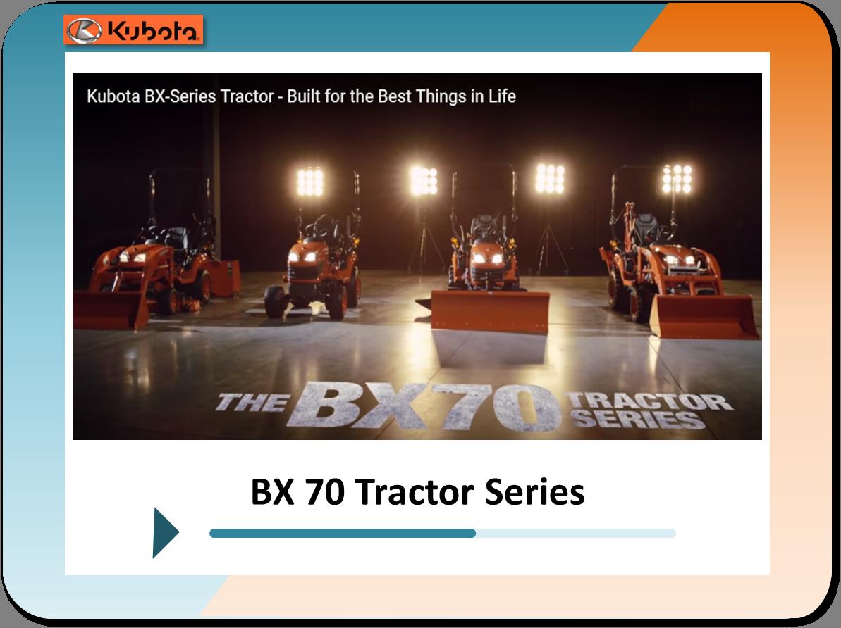 bx70SERIES