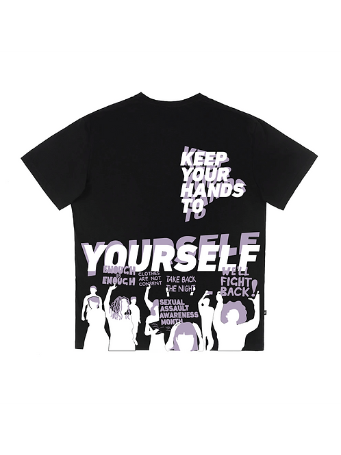 Keep Your Hands To Yourself T-Shirt