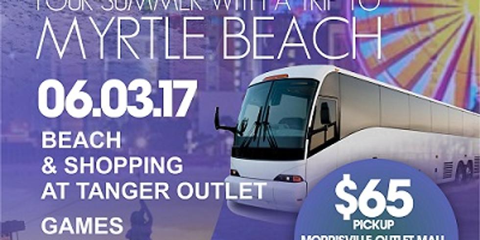 Myrtle Beach Shopping Trip