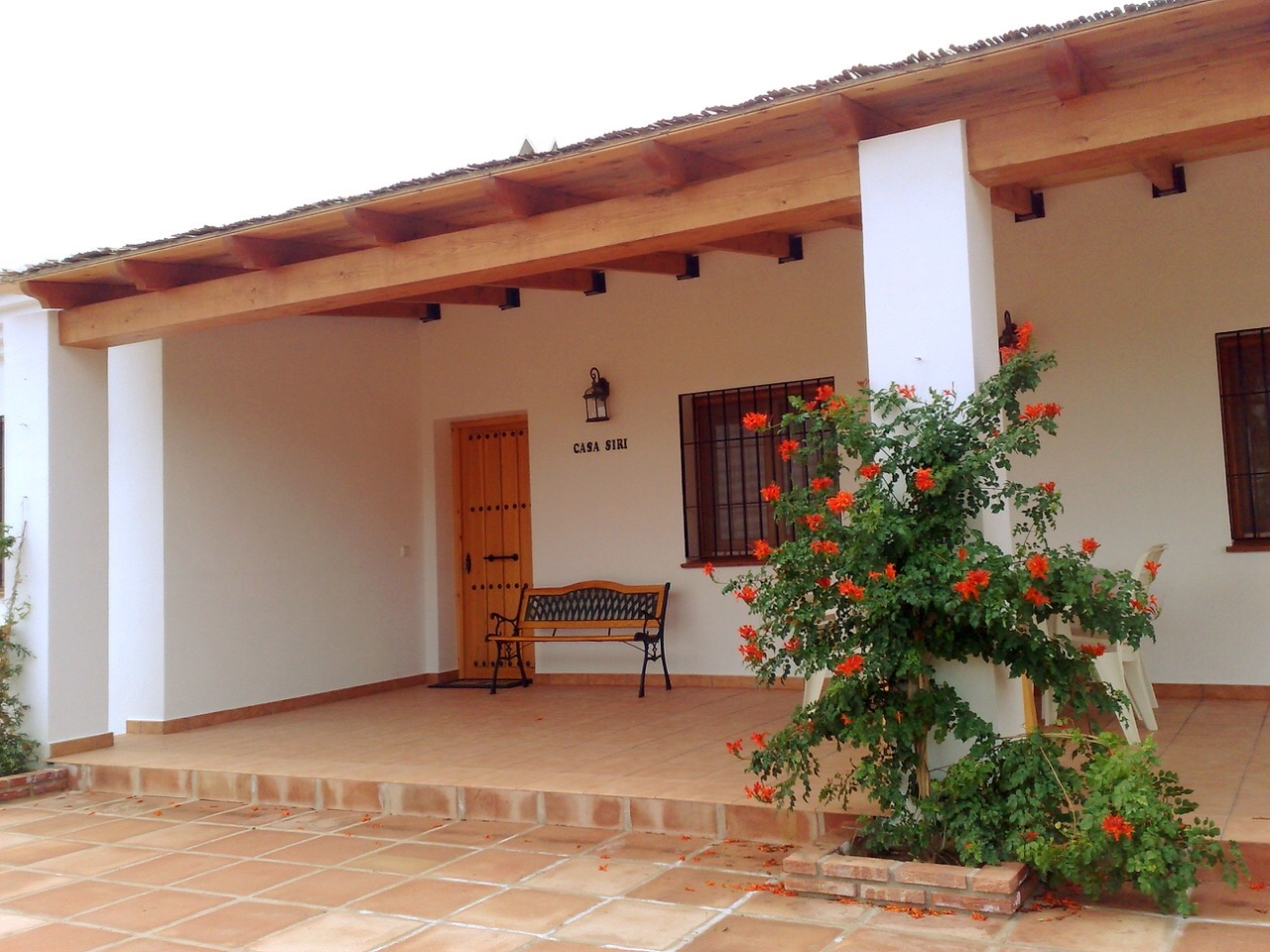 casa rural Andalucia