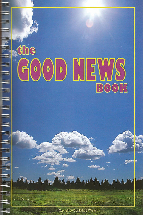 copy of THE GOOD NEWS BOOK