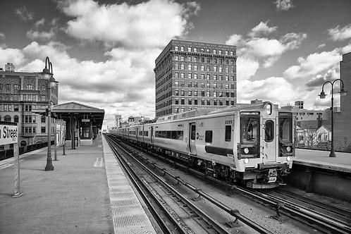 Subway station Harlem 1