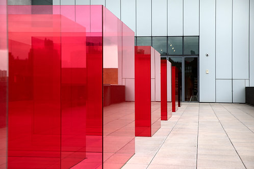 Red cubes 2