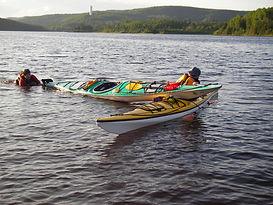 Kayak t-rescue