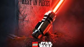 """DISNEY+ REVELA EL POSTER & ANUNCIA EL ELENCO DE  """"LEGO® STAR WARS TERRIFYING TALES"""""""