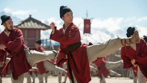 """De la animación al """"Live Action"""": Mulan mantiene viva la acción y el drama."""