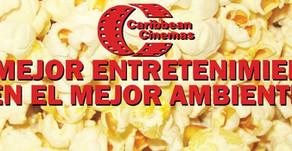 CARIBBEAN CINEMAS ANUNCIA REAPERTURA DE CINES PAULATINAMENTE A PARTIR DEL JUEVES 17 DE SEPTIEMBRE