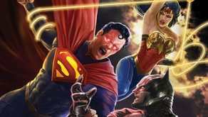 INJUSTICE: JUSTIN HARTLEY, ANSON MOUNT TOP ALL-STAR CAST IN NEW DC ANIMATED MOVIE