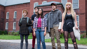 Terror y misterio enmarcan el mundo de una nueva generación de mutantes
