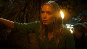 Emily Blunt se lanza a una aventura en las Amazonas en Jungle Cruise