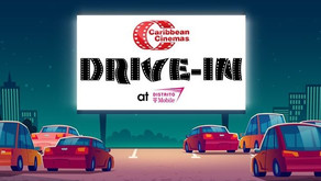 """Caribbean Cinemas """"Drive-In"""" con proyección digital laser llega a Distrito T-Mobile."""