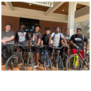 Bike Borrowing at Union County Library