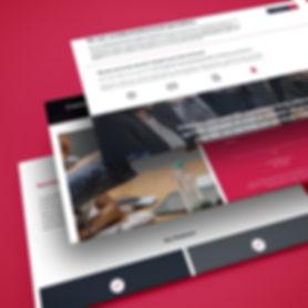 San Luis Obispo website design, psychology website, landon collective