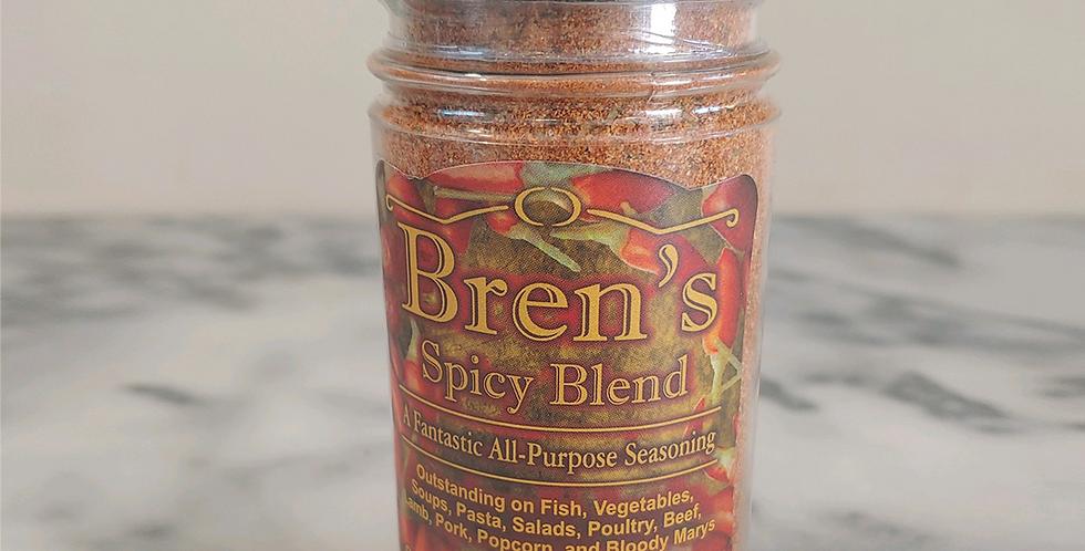 Bren's Spicy Blend