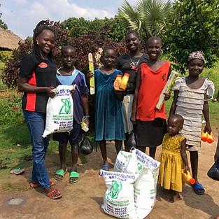 COVID-19 Food Distribution