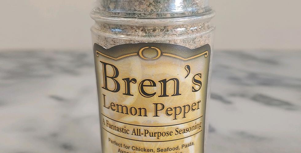 Bren's Lemon Pepper Blend