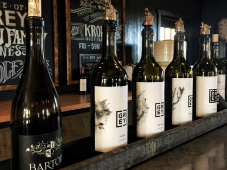 Drinking your way through Paso with Uncorked Wine Tours