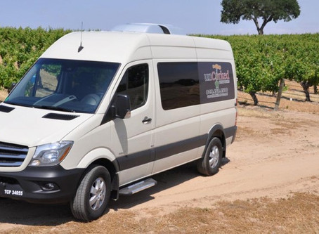 Uncork your party with Holiday Shuttles from Uncorked Wine Tours