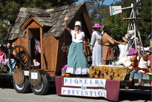 Community Float