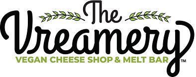 Logo Vegan Cheese Shop and Melt Bar Hori