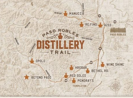 Delight In The Distilled Spirits Of The Central Coast