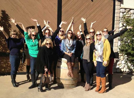 """Top Paso Robles Wine Tour Stops"" List for 2017"